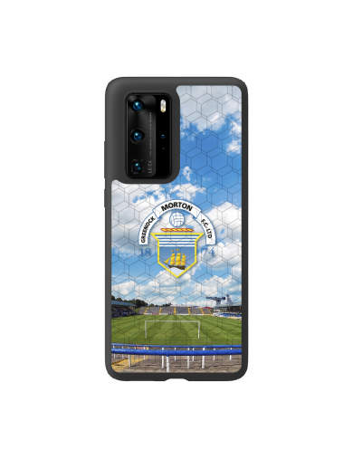Morton FC Stadium Phone Case