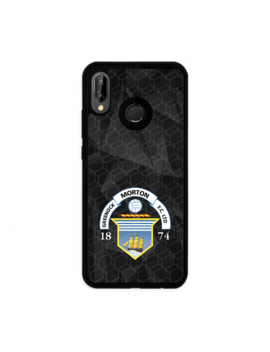 Morton FC Black Phone Case
