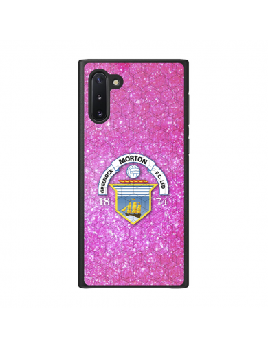 Morton FC Pink Dust Phone Case