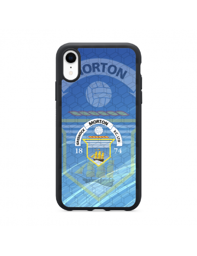 Morton FC Blue Phone Case