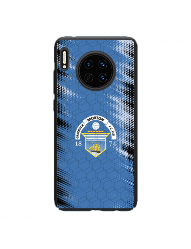 Morton FC Blue Effect Phone...