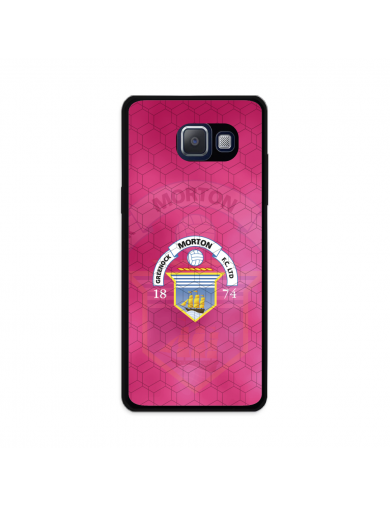 Morton FC Pink Phone Case